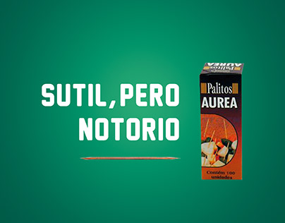 Aurea - Sutil, pero notorio - Prensa