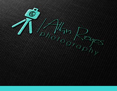 Logo for photographer - Allan Reyes