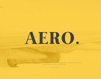 Aero Presentation