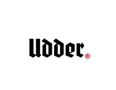 UDDER Design Logo Concepts
