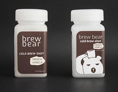 brew bear: Brand Creation Exercise