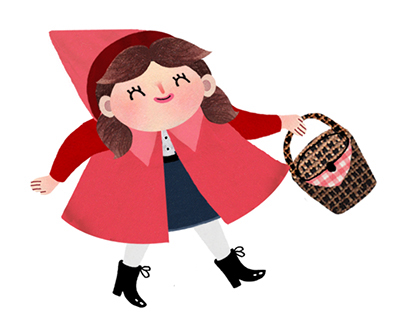Little Red Riding Hood - APP