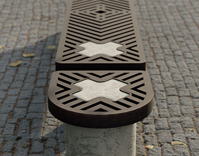 Street furniture for Lviv
