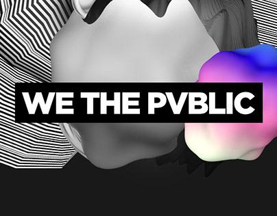 We The Pvblic 2018
