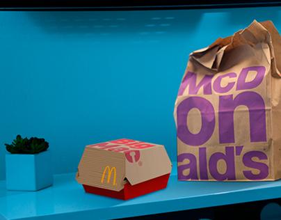 Big Mac Box