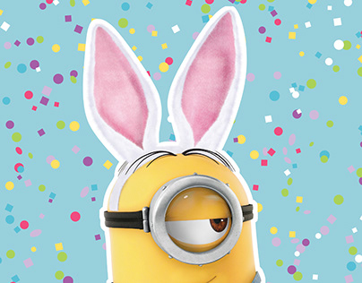 Minions Easter