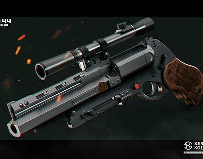 Single barreled RSKF-44