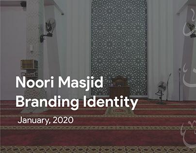 Noori Masjid Logo