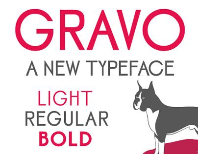 GRAVO | Family Font