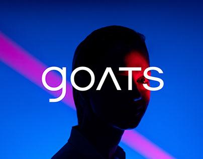 GOATS / branding