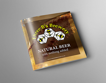 Three B's Brewery Product Catalogue