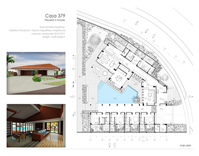 "379 House ""La Casa de la Abuela"""