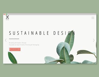 Dawson Design Website