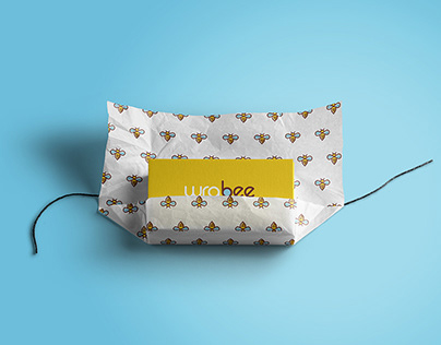 WRABEE Logo and Packaging design