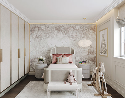 Bedroom #2 London