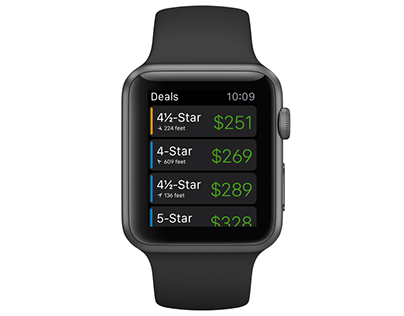 Priceline.com Apple Watch