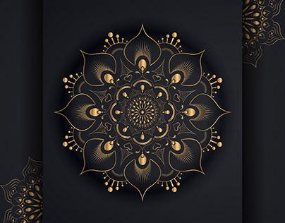 Luxury Mandala design (Free download )