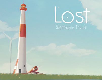 Lost - Animation Trailer