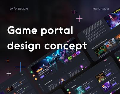 Game platform design concept