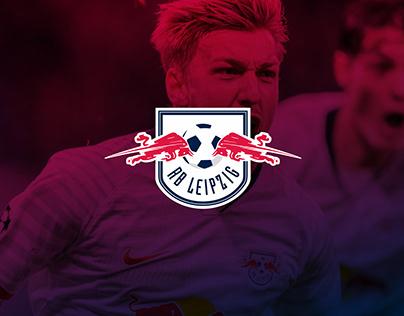 RB Leipzig App Concept