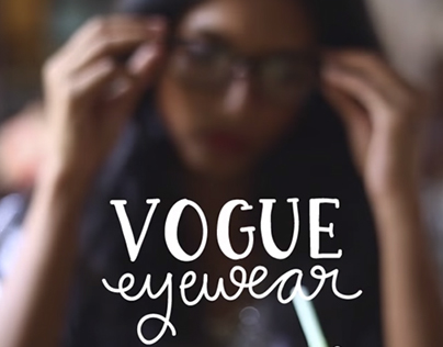 Art for FUSS x Vogue Eyewear.