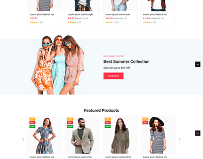 Oility - React Next JS Multipurpose eCommerce Template