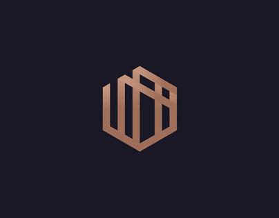 WD interior design logo