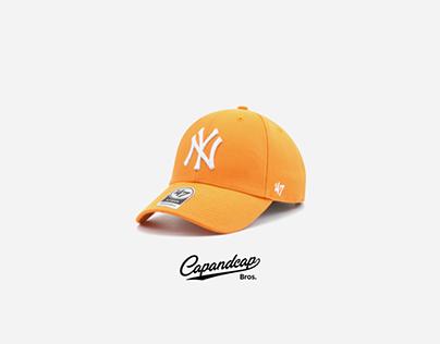 Capandcap — Concept e-commerce / Website