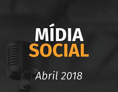 Mídia Social - RdM (Abril)