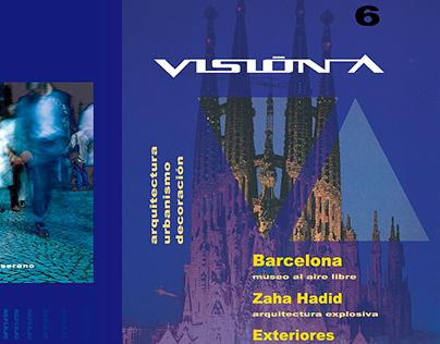 VISIÓN A - Proyecto Editorial