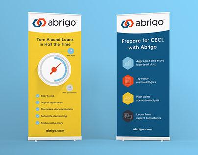 Tradeshow Banners for Abrigo