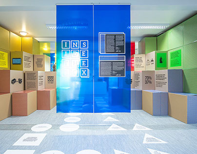 exhibition design: Inside The Box