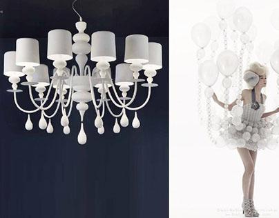 Genesis of a lamp