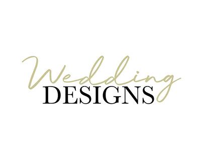 Custom Made Wedding Placard Designs