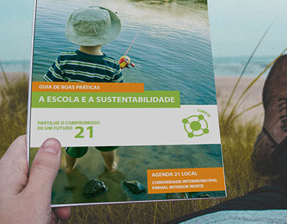 Editorial design for group of municipalities