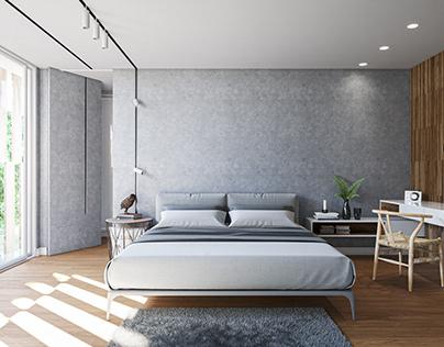Lighting Catalog - Bedroom Scene