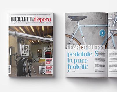 Biciclette d'epoca Magazine
