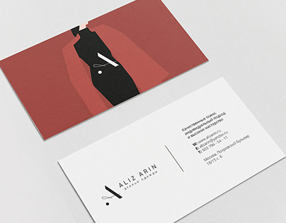 Aliz Arin atelier / branding / idenity