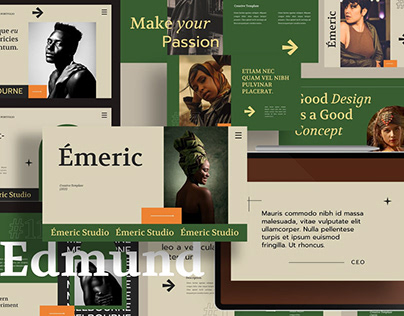 Émeric Multipurpose Template