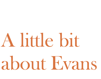 About Evans Incorporated