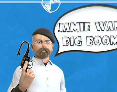 Jamie wants big boom