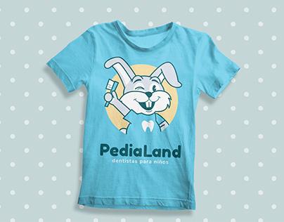 PediaLand Logo
