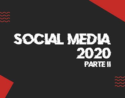 Social Medias food