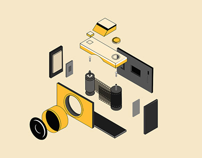Exploded view I Animation