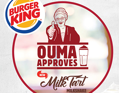 Burger King® Ouma Approved.