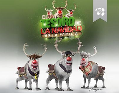 Familia Rudolf - El Tesoro