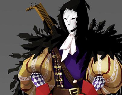 Fantasy Character Design