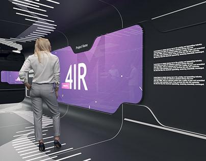 4IR Experience (Emirates Towers)
