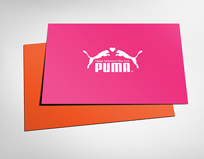 Puma Holiday Cards