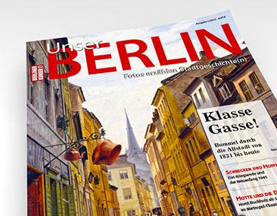 Unser Berlin - Magazine